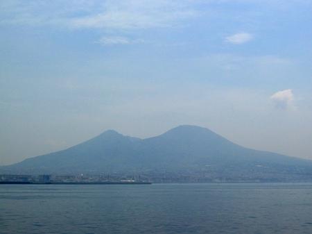 イタリア_ヴェスヴィオ火山