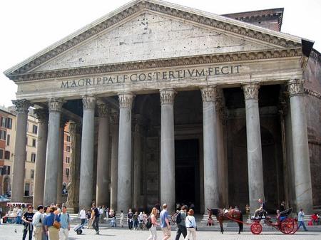 ローマのパンテオン