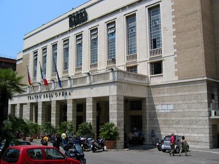 ローマのオペラ座