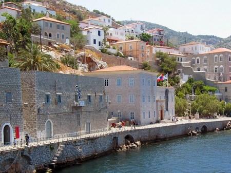 ギリシャ_イドラ島へ