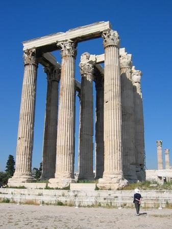 ギリシャ_アテネ市内観光へ