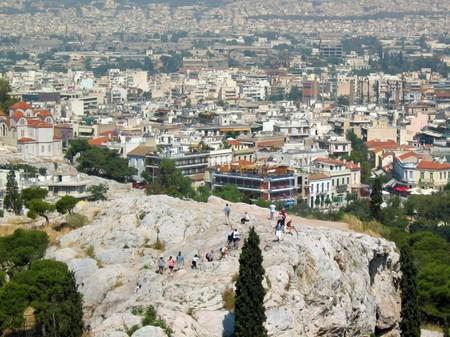 ギリシャ_アテネのアクロポリス