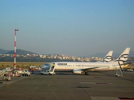 ギリシャ_アテネ国際空港