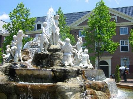 ハウステンボス_マウリッツの泉