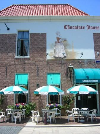 ハウステンボス_チョコレートハウス