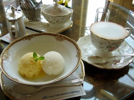 ハウステンボス_アイスクリームとシャーベット