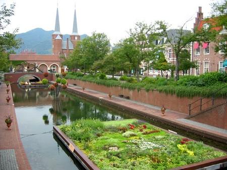 ハウステンボス_花の運河