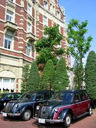 ハウステンボス_ホテルヨーロッパの車
