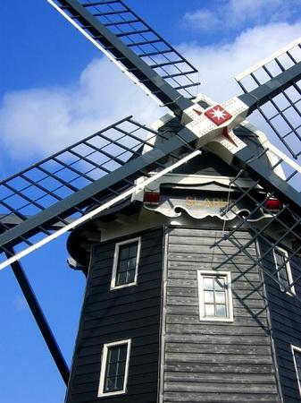 ハウステンボスの風車
