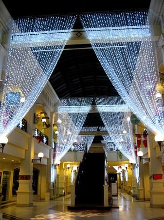 ハウステンボス_パサージュ「光のカーテン」