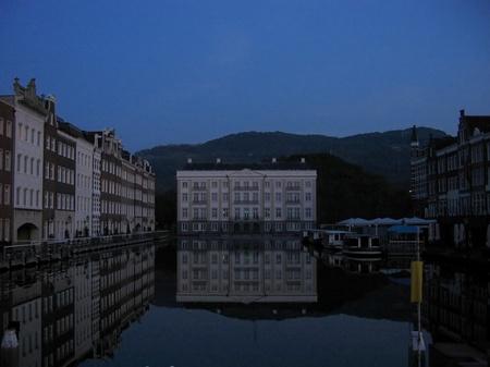 ハウステンボス_明け方のビネンハーフェン