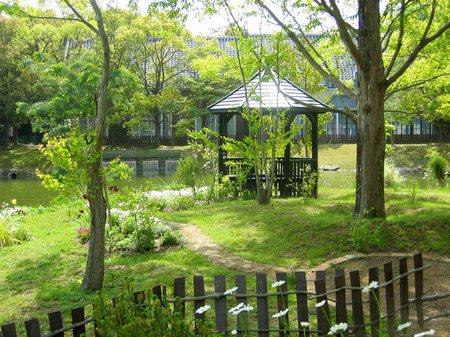 ハウステンボス_湖水の庭