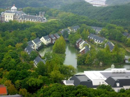 ハウステンボス_フォレストパークの眺望