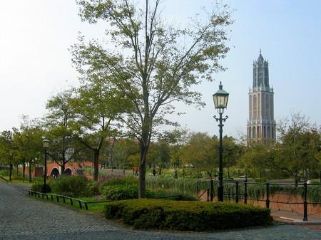 ハウステンボス_メスダッハ通りの風景
