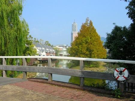 ハウステンボス_フォレストパークのパレス橋
