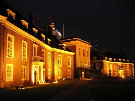 ハウステンボス_光の宮殿(前庭)