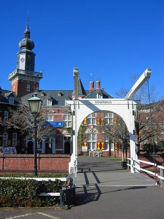ハウステンボス_リダー橋とナイアンローデ城
