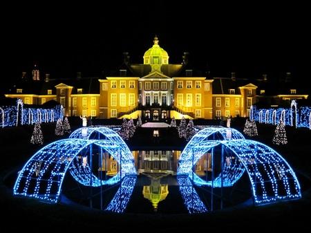 ハウステンボス_光の宮殿