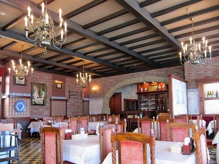 ハウステンボス_ステーキレストラン「ロードレーウ」