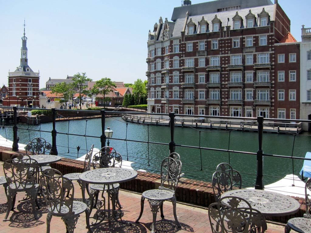 ぼくの出会った風景 ハウステンボス Huis Ten Bosch ユトレヒトのエッシャー通り ハウステンボス