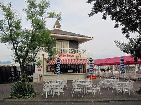 ハウステンボス_港町のバーガーハウス「ビッケンビッケン」