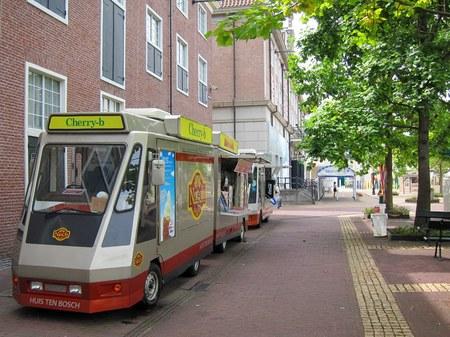 ハウステンボス_マウリッツ広場の風景