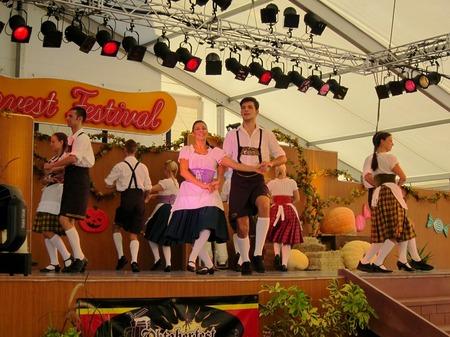 ハウステンボス_ハーベストダンスショー