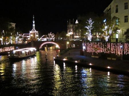 ハウステンボス_光の運河