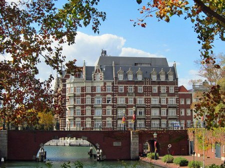 ハウステンボス_秋色のホテルヨーロッパ