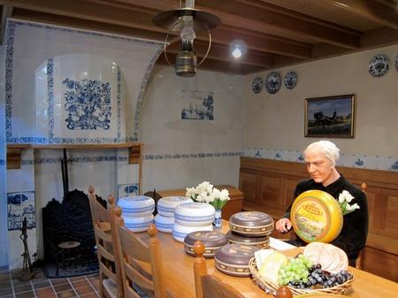ハウステンボス_チーズ農家の生活
