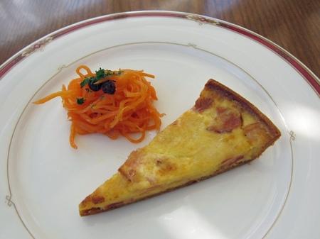 ハウステンボス_フォレストガーデンレストラン「トロティネ」のランチ