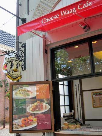 ハウステンボス_マウリッツ広場のチーズワーフカフェ